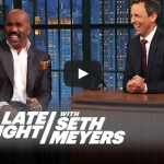 Steve Harvey's Favorite Bad Family Feud Answers – Late Night with Seth Meyers