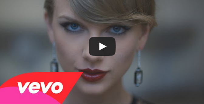 Taylor swift quot blank space quot official music video