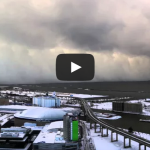 Time-Lapse of Buffalo Lake Effect Snow – Nov 18 2014