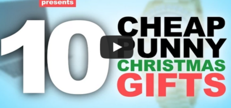 10 Cheap Punny Christmas Gifts! BuzzFeed
