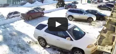 Calgary's Worst Driver – Silver BMW hit and run