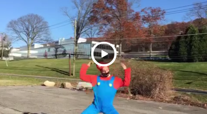 Don't Tell Super Mario What He Can't Do Vine