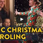 Epic Christmas Caroling – Improv Everwhere
