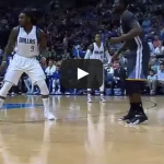 Get That Shoe Out of Here! Speights loses shoe