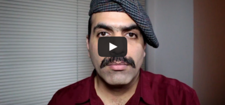 How [not] to Remove Your Mustache