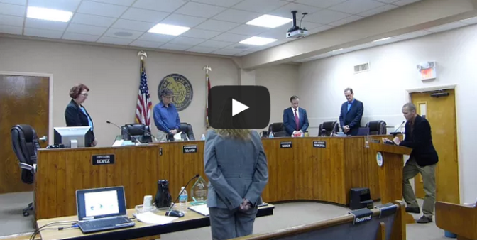 Lake Worth City Commission Meeting Invocation