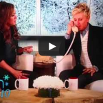 Leah Remini Ellen Cheating Prank Real OR Fake?