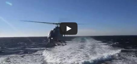 NAVAIR Clips: MQ-8C Fire Scout first shipboard flight