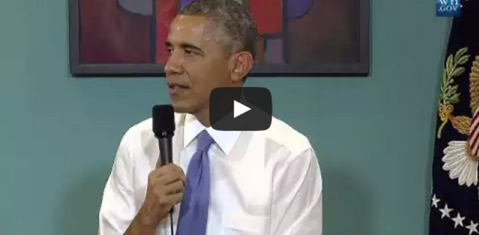 Obama botches scripture quote