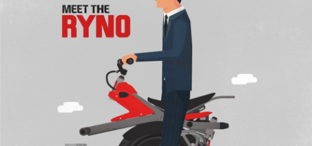 RYNO – The One-Wheel Wonder with Star Power – Fix.com