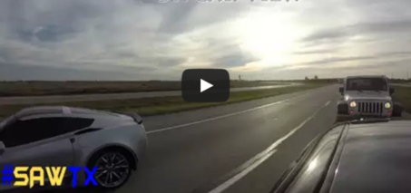 2015 Dodge Hellcat vs 2015 c7 z06 Chevorlet Corvette