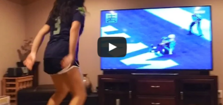 Best Fan Reactions to Seahawks' miracle win vs Packers (NFC Championship Game 2015)