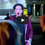 Bud Light Super Bowl XLIX Commercial – Real Life PacMan #UpForWhatever