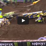 Chad Reed Black Flagged for Retaliation at Anaheim 2 – 2015 Supercross