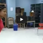 Clip of Nicki Minaj acting in High School