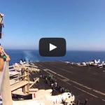 F/A-18C Breaks Speed of Sound