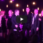 Full house cast reunites to sing theme song