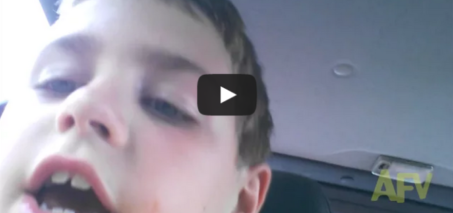 Griffin Describes His Very First Kiss And It's So Adorable