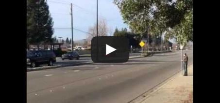 Guy crashes brand new BMW M4