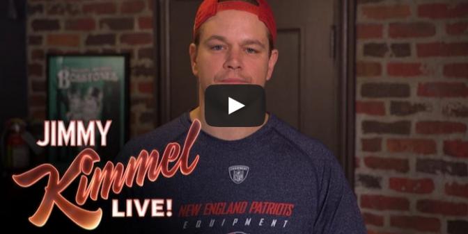 I am the Locker Room Guy - Jimmy Kimmel Live