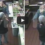 Jamie Lynn Spears — Knife Wielding Badass … Caught on Security Camera
