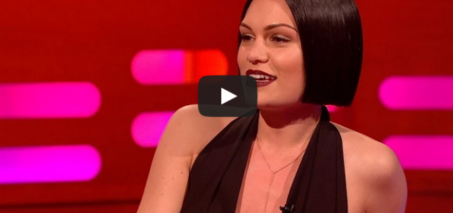 Jessie J sings with her mouth closed – The Graham Norton Show