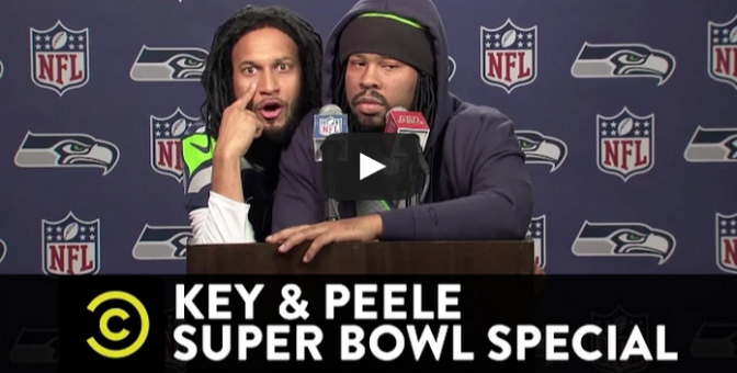 Key & Peele Super Bowl
