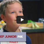 "MASTERCHEF JUNIOR | The Youngest Competition from ""Grandad Gordon"" 