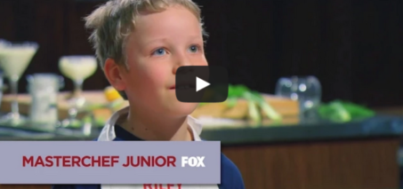 """MASTERCHEF JUNIOR 