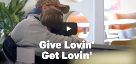 McDonald's: Super Bowl XLIX Pay With Lovin'