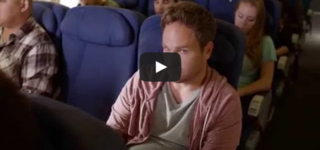 Middle Seat – Doritos Super Bowl 2015