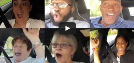 Tesla P85D Insane Mode Launch Reactions Compilation – Clean/Dirty Version