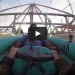 Verruckt – The First Launch – World's Tallest Waterslide