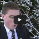 You wouldn't be long gettin' frostbit! – Ruairí McSorley on UTV Live