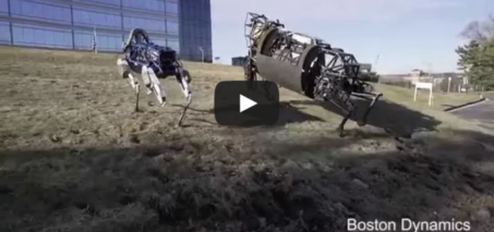Boston Dynamics – Introducing Spot (Robot Dog)