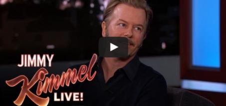 David Spade on Kanye West – Jimmy Kimmel Live