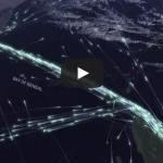 Global ship traffic seen from space – FleetMon Satellite AIS and FleetMon Explorer