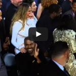 "Kanye West ""crashing"" Beck's Album Of The Year Acceptance Speech"