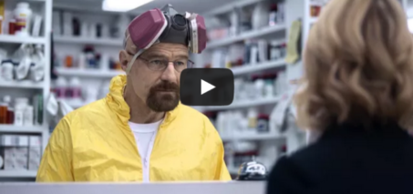 Say My Name: Extended Cut – Walter White Ad