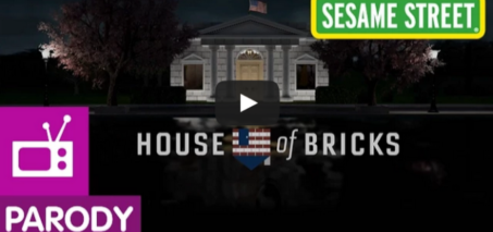 Sesame Street: House of Bricks (House of Cards Parody)
