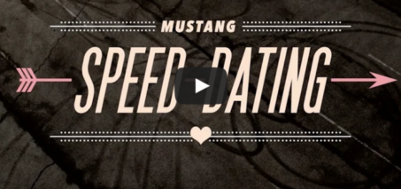 Speed Dating Prank | 2015 Ford Mustang | Ford.com