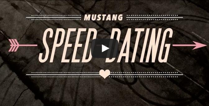 2015 Ford Mustang Speed Dating Prank