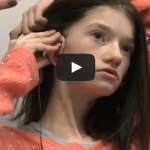 Teen born deaf now hears with her brain