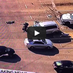 Woman In Minivan Stops High Speed Chase in Dallas – 2/11/15 – MAMA BEAR