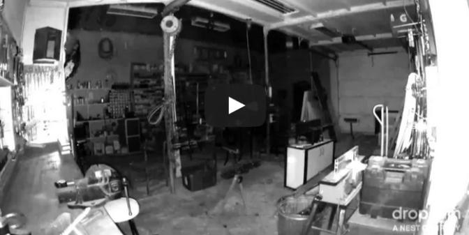 Garage Heist Spider