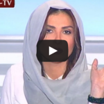 Lebanese TV Host Rima Karaki Cuts Short London-Based Islamist's Interview