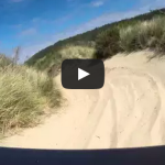 Off road accident Winchester Bay Dunes