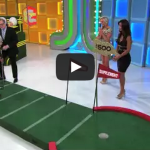 The Price Is Right – Perfect Putt!