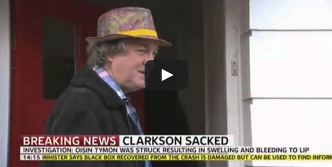 James May Jeremy Clarkson
