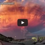 20+ Pictures, Videos of the Chile Calbuco Volcano Eruption